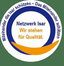 Qualitätssiegel Netzwerk Isar